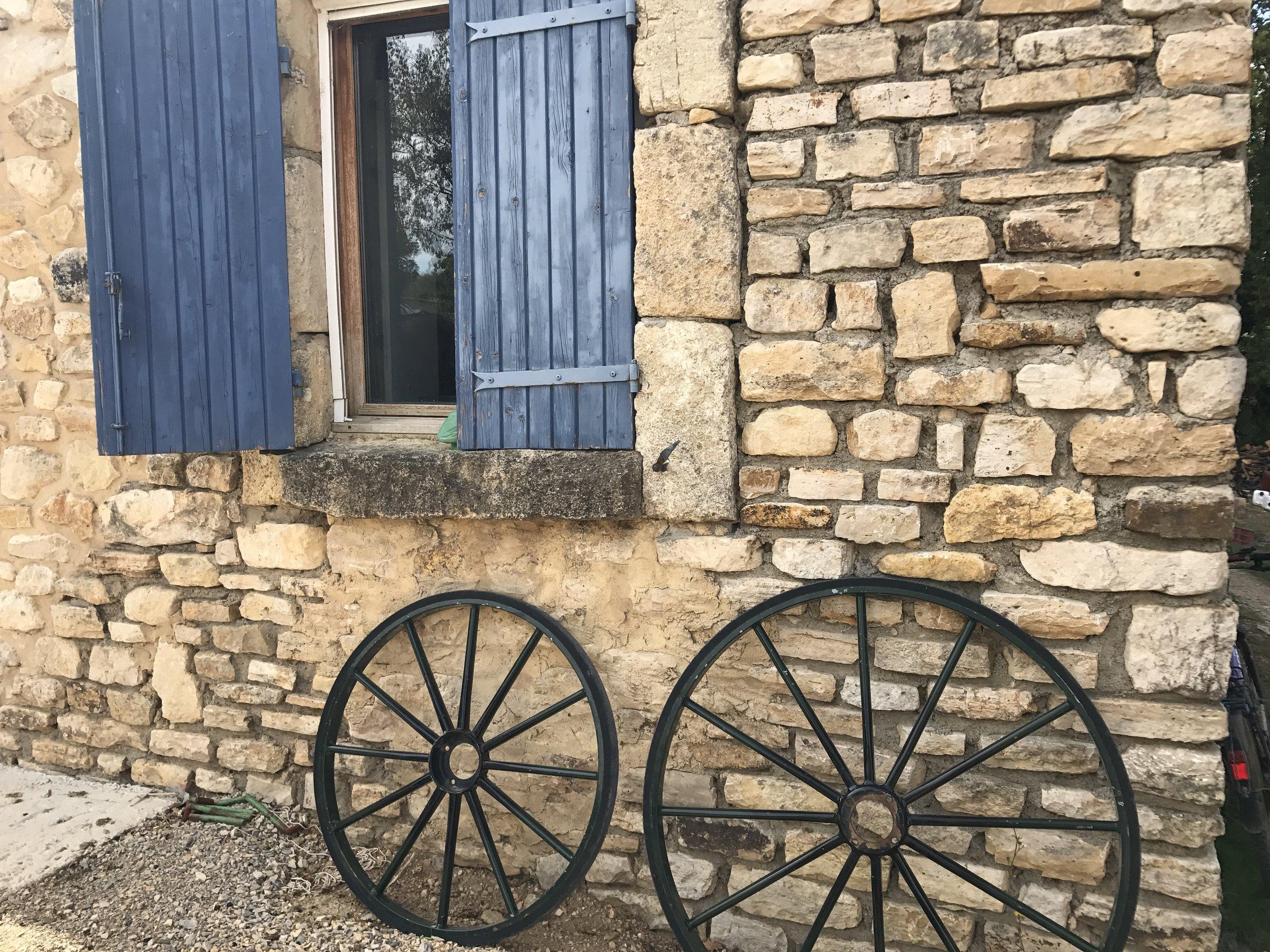 Cottage, le Gard.@jabberingjourno