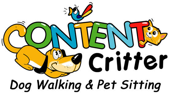 Dog walker & pet sitters for a happy CONTENT pet.