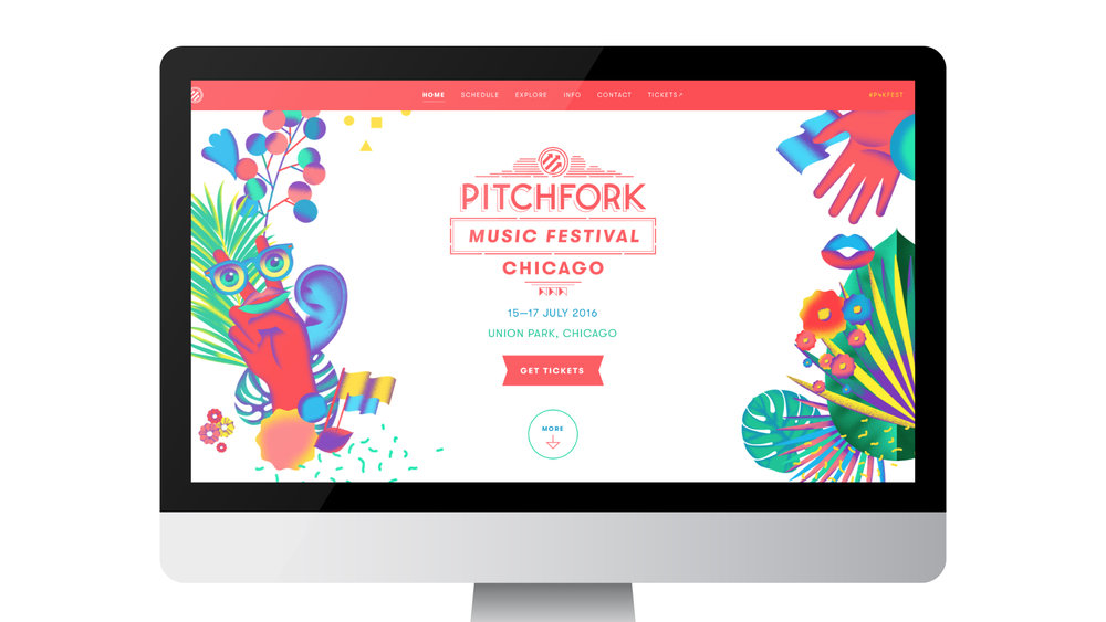 Pitchfork Music Festival Chicago 2016