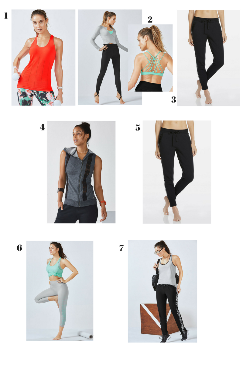 stylish and affordable workout clothes from Fabletics, top picks by lifestyle blogger Miriam Morales | https://themiriammorales.com/blog/where-to-buy-stylish-affordable-workout-clothes