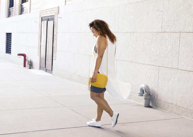 Yellow-Chain-Bag