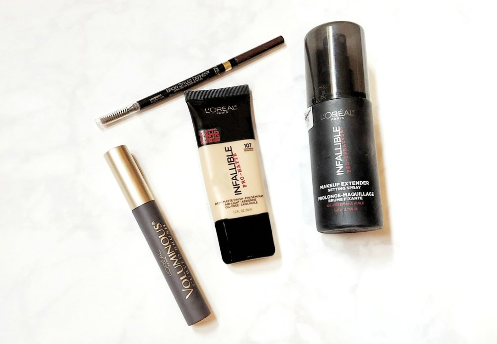 4 L'Oréal Makeup Products You Need Now by beauty blogger Miriam Morales | https://themiriammorales.com/blog/4-loreal-makeup-products-you-need-now