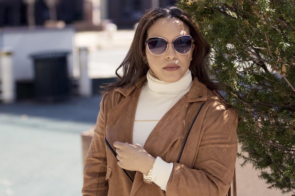 A Maven's World sunglasses