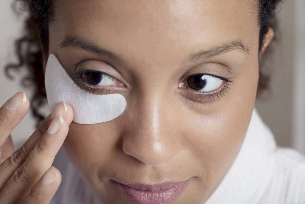 oxygen eye mask