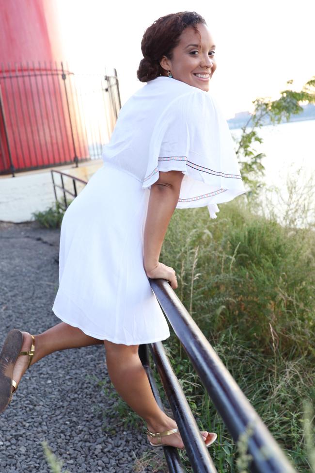 SheInside Spanish style dress
