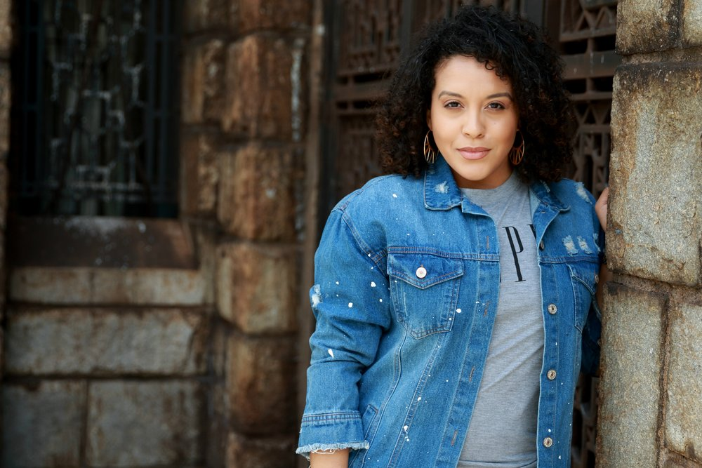 Boohoo Denim Jacket Outfit by Style Blogger Miriam Morales
