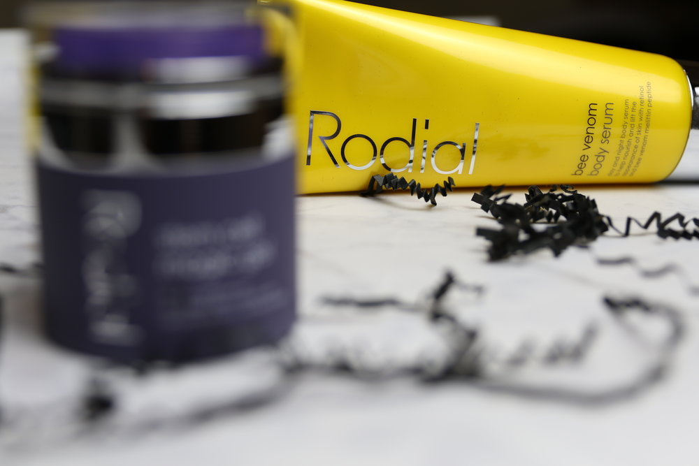 Rodial Bee Vemom Body Serum - NYC Beauty Blogger - Miriam Morales