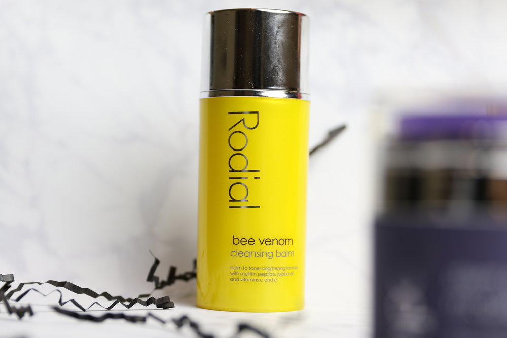 Rodial Bee Venom Cleansing Balm Review - By Lifestyle Blogger Miriam Morales