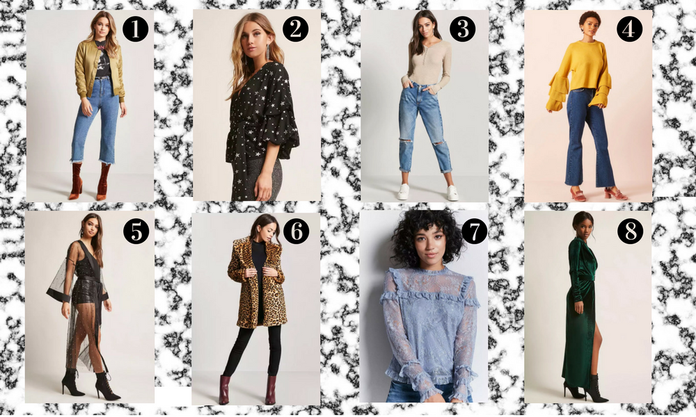 Best of Forever 21 Black Friday Sale - by Style Blogger Miriam Morales