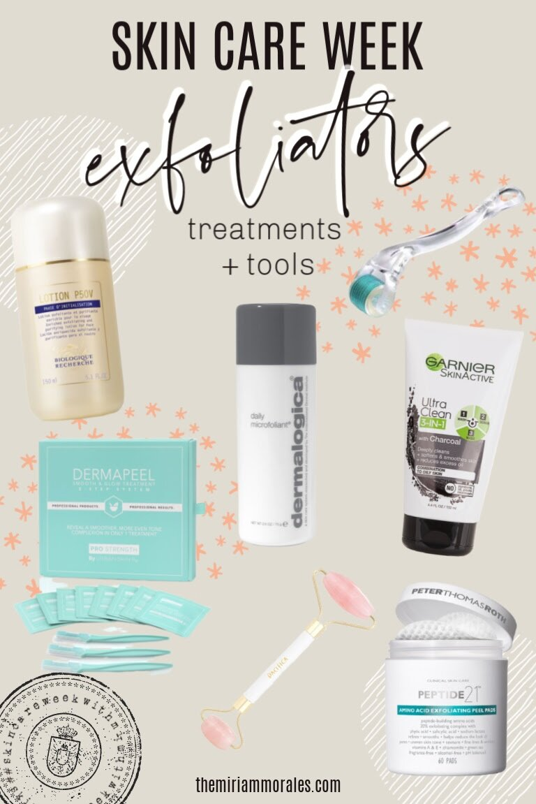 Best Gentle Exfoliators For Mature Skin Clogged Pores Miriam