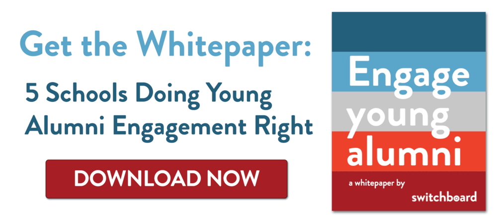 Young alumni whitepaper