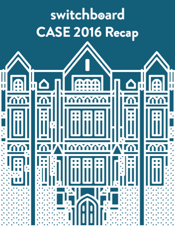 CASE 2016 Recap whitepaper