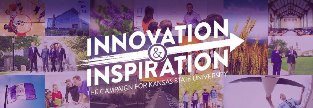 Kansas State's Innovation & Inspiration campaign has raised over $900 million.