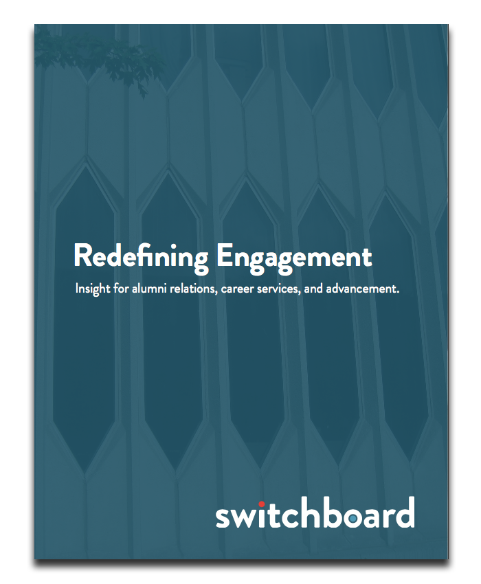 Redefining Engagement