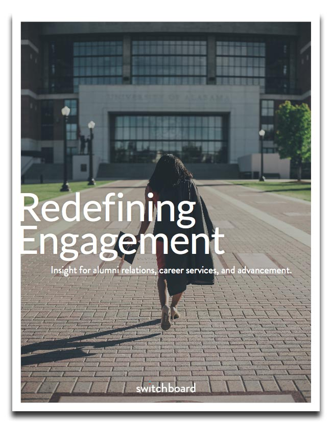 Redefining Engagement