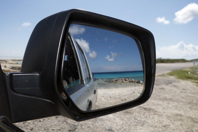 Ray Purkis Raymond Purkis Bonaire Mirror