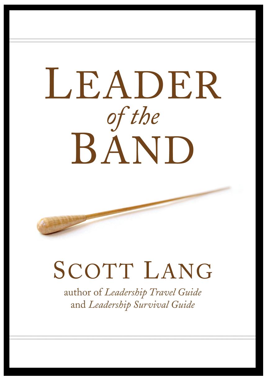 Scott Lang Leadership