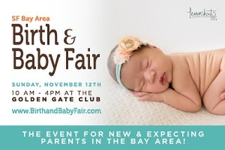 Can't wait for the SF Birth and Baby Fair tomorrow! See you there!! #babybluegiraffe #sfbirthandbabyfair