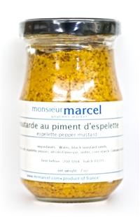 espelette pepper mustard