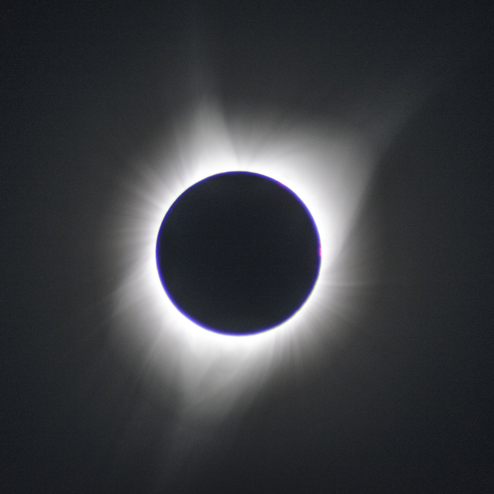 Totla Eclipse, Madras, Oregon #8190
