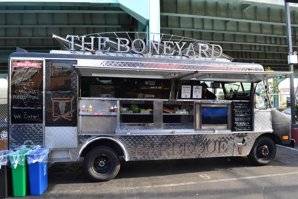Press The Boneyard Truck