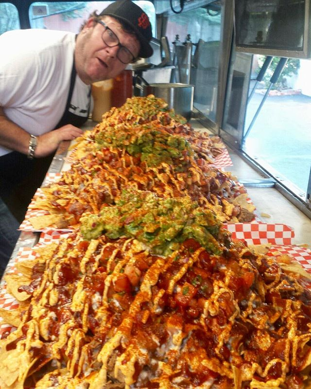 #Nachos anyone? #Soboneyard