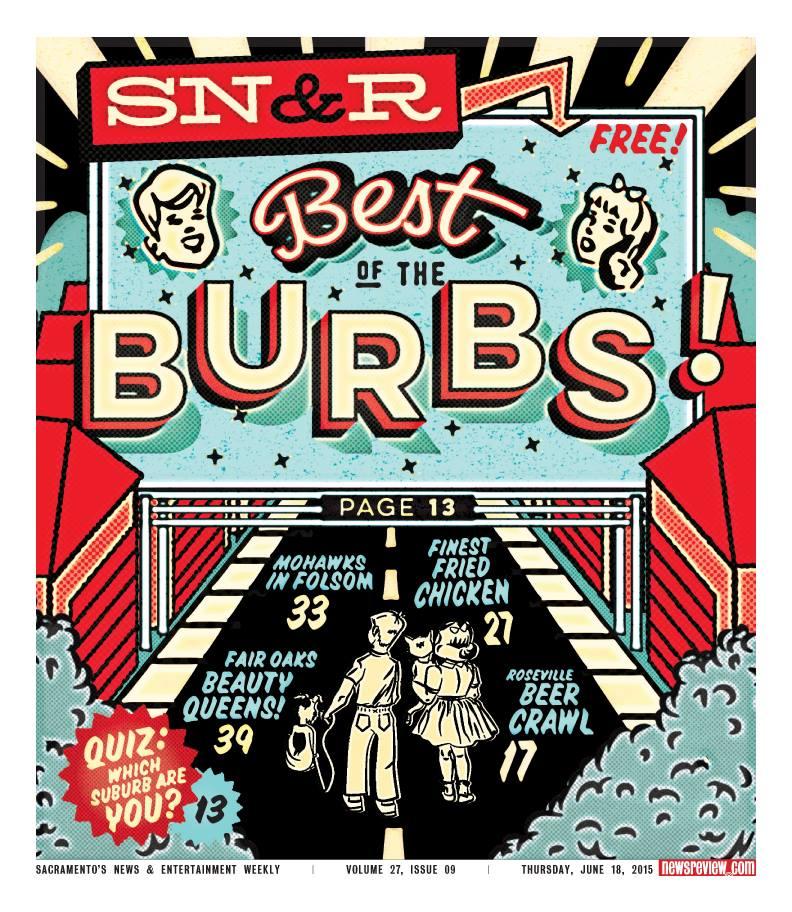 Best of the Burbs: Roseville, Rocklin & Granite Bay readers' picks Best sushi 1. Ninja Sushi and Teriyaki