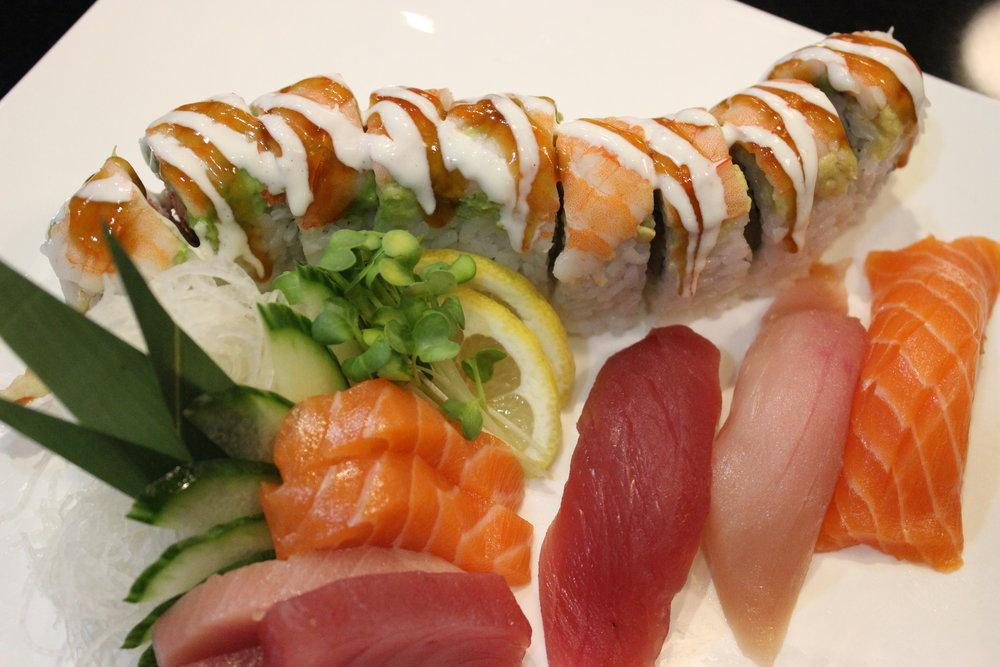 Sushi Combo B -
