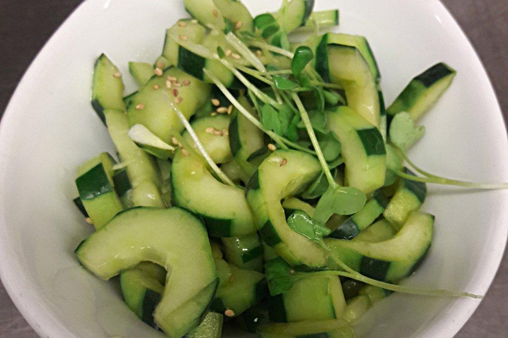 Sunomono Salad -