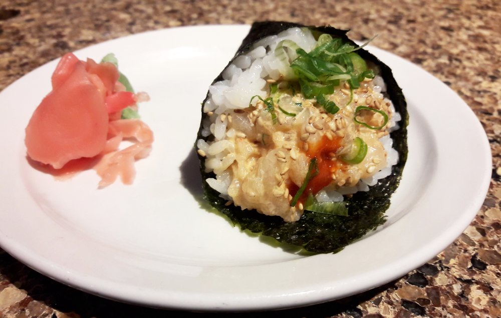 Spicy Scallop -