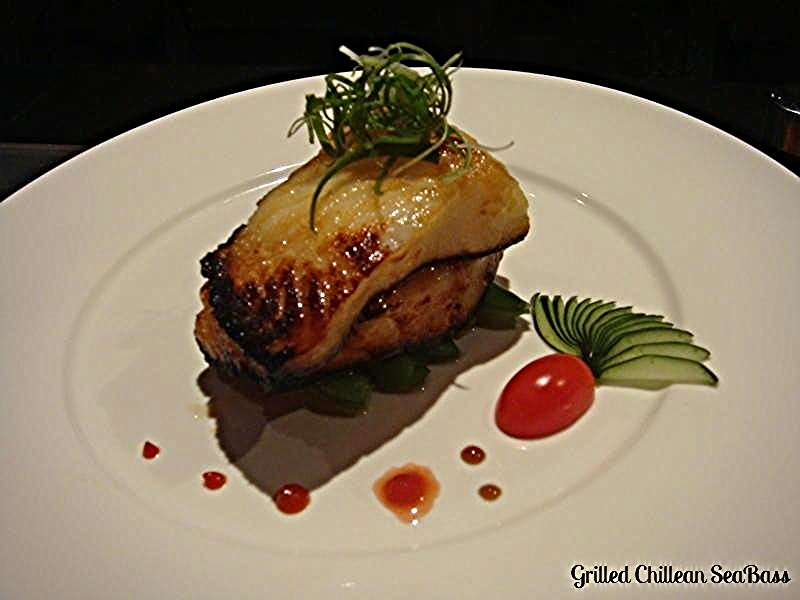 Grilled Chilean SeaBass