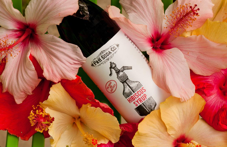 Recipe Feature Hibiscus Syrup The Faretrade