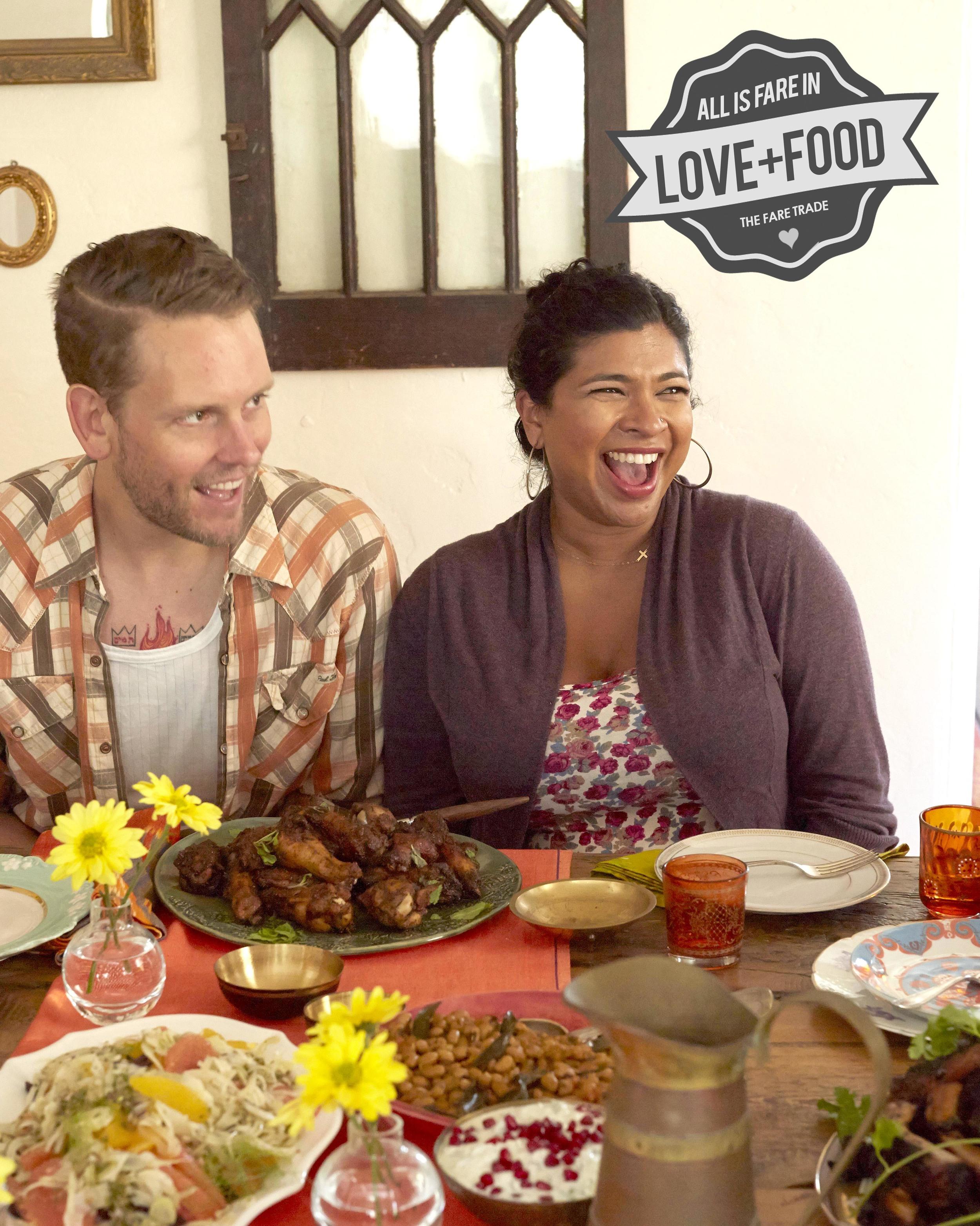 Aarti Sequeira Recipes Food Tv aarti + brendan part i — the faretrade