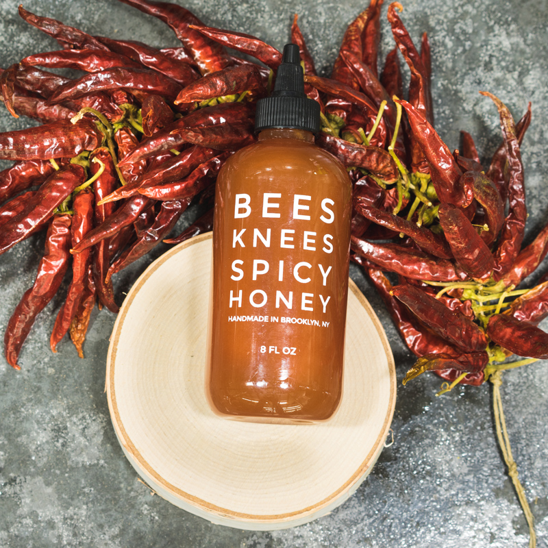 Bees-Knees | Spicy HOney