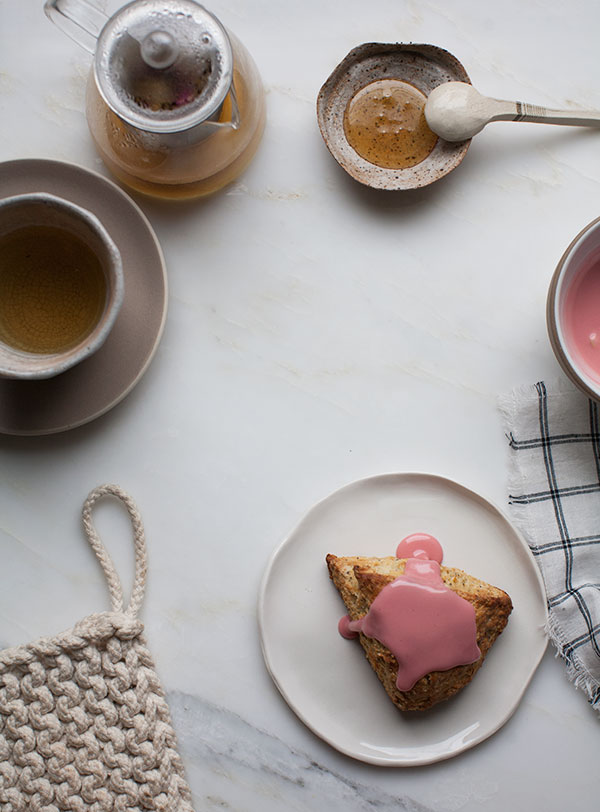 Blood Orange Scones | Photo Courtesy of A Cozy Kitchen