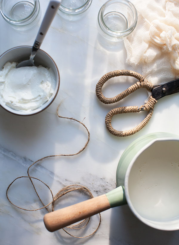 Home Made Yogurt | Photo Courtesy of A Cozy Kitchen
