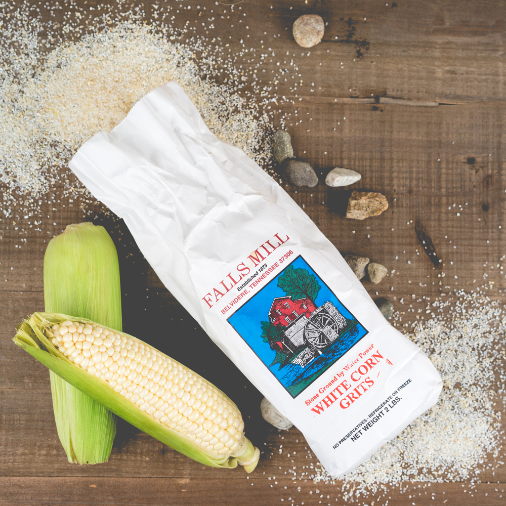Falls Mill | White Corn Grits