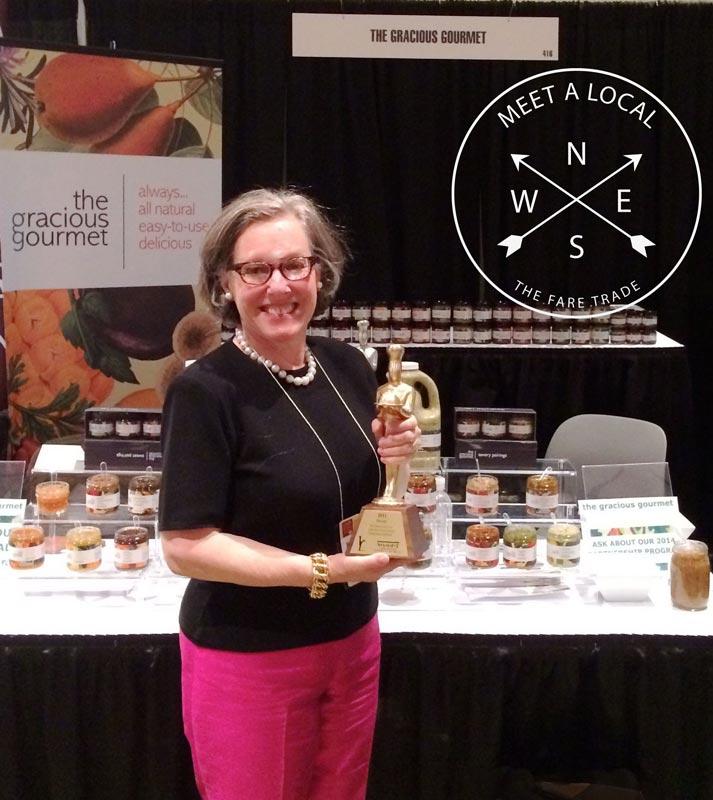 Nancy Wekselbaum | The Gracious Gourmet
