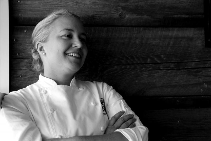 Chef Sarah Schafer | Irving St Kitchen