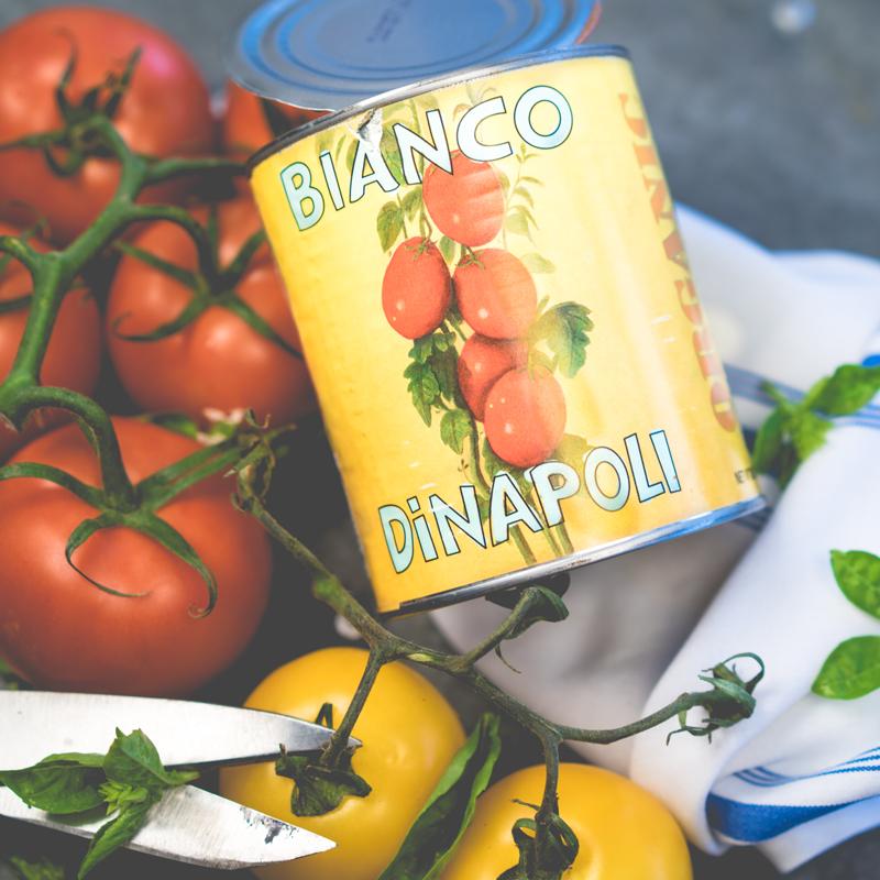 Bianco DiNapoli | Whole San Marzano Tomatoes