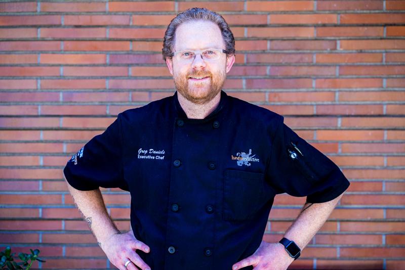 Chef Greg Daniels