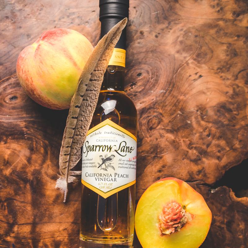 Sparrow Lane | California Peach Vinegar