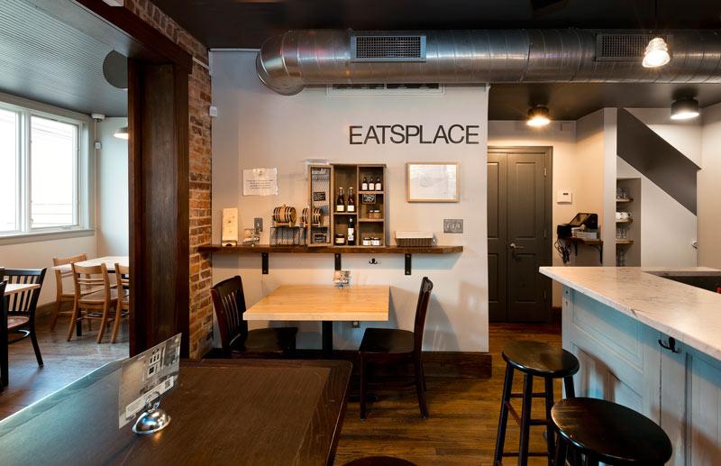 Eat's Place