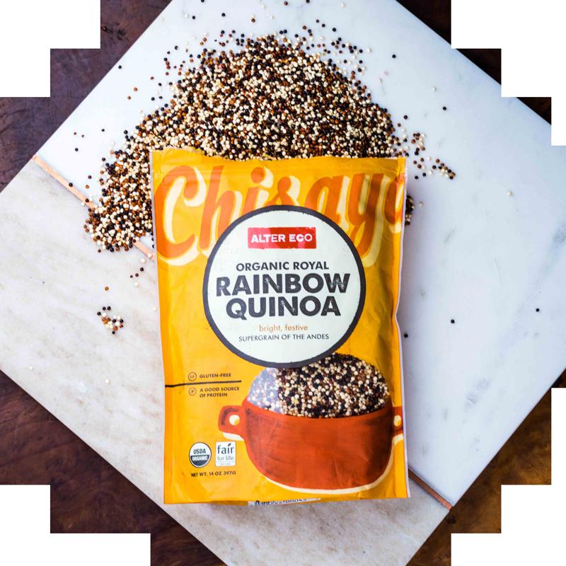Alter Eco | Rainbow Quinoa
