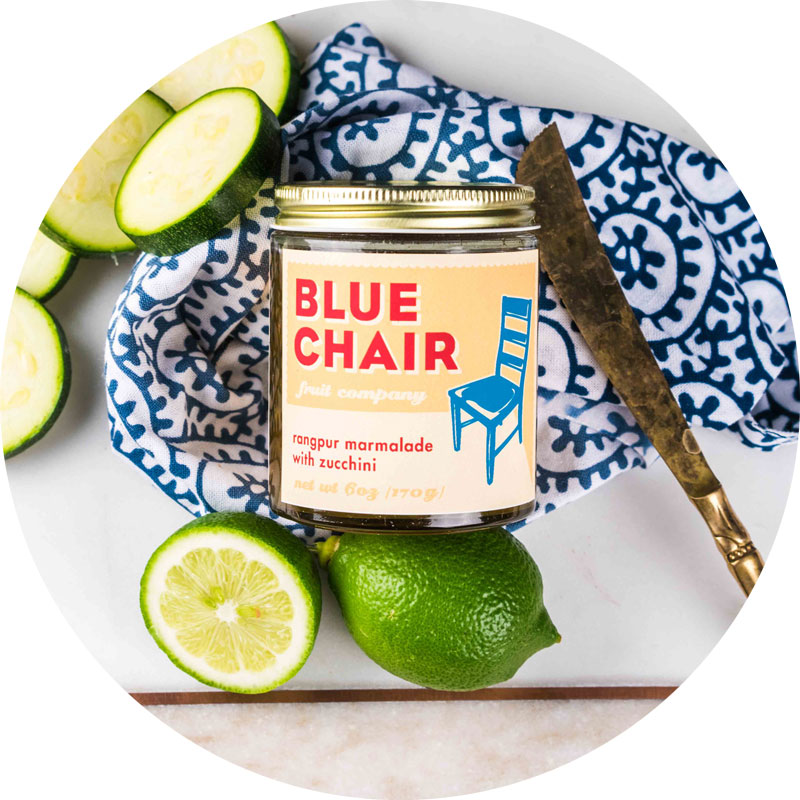 Blue Chair Fruit | Ranpur Marmalade with Zucchini