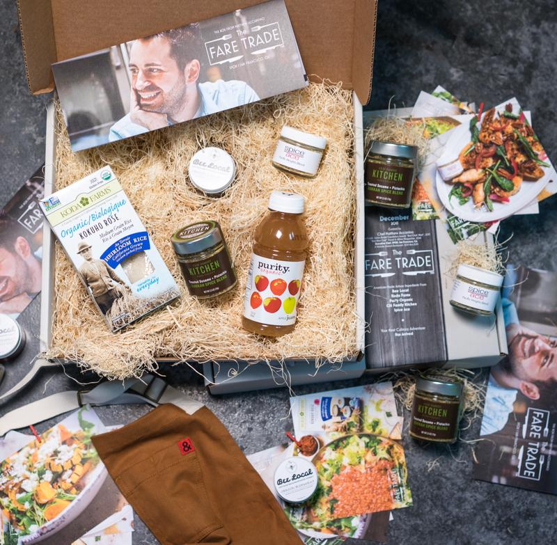 The Box from Chef Matthew Accarrino
