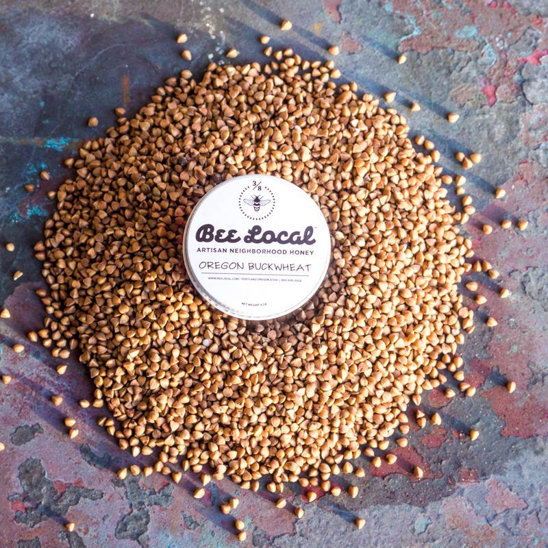 Bee Local | Oregon Buckwheat Honey