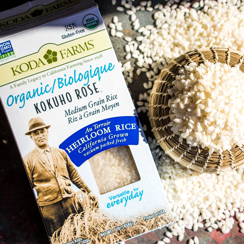 Koda Farms | Kokuho Rose Heirloom Rice