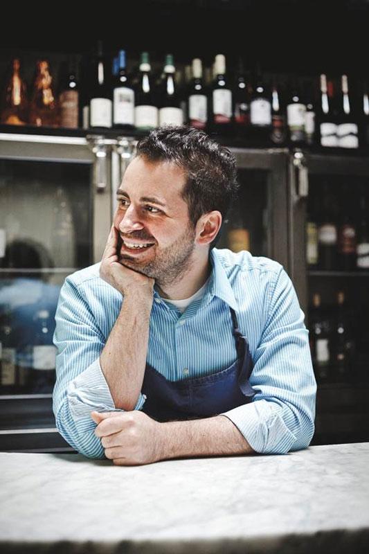 Chef Matthew Accarrino