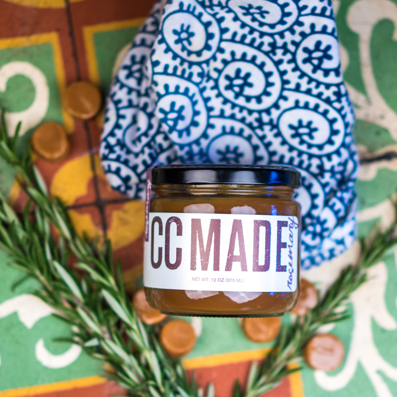 CC MADE | Rosemary Caramel